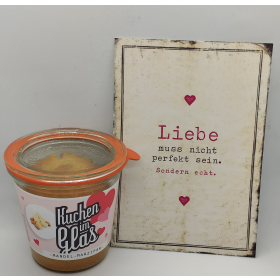 Liebeskuchen (Mandel-Marzipan)